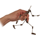 Stop Motion Puppet Making Beginners – T2a