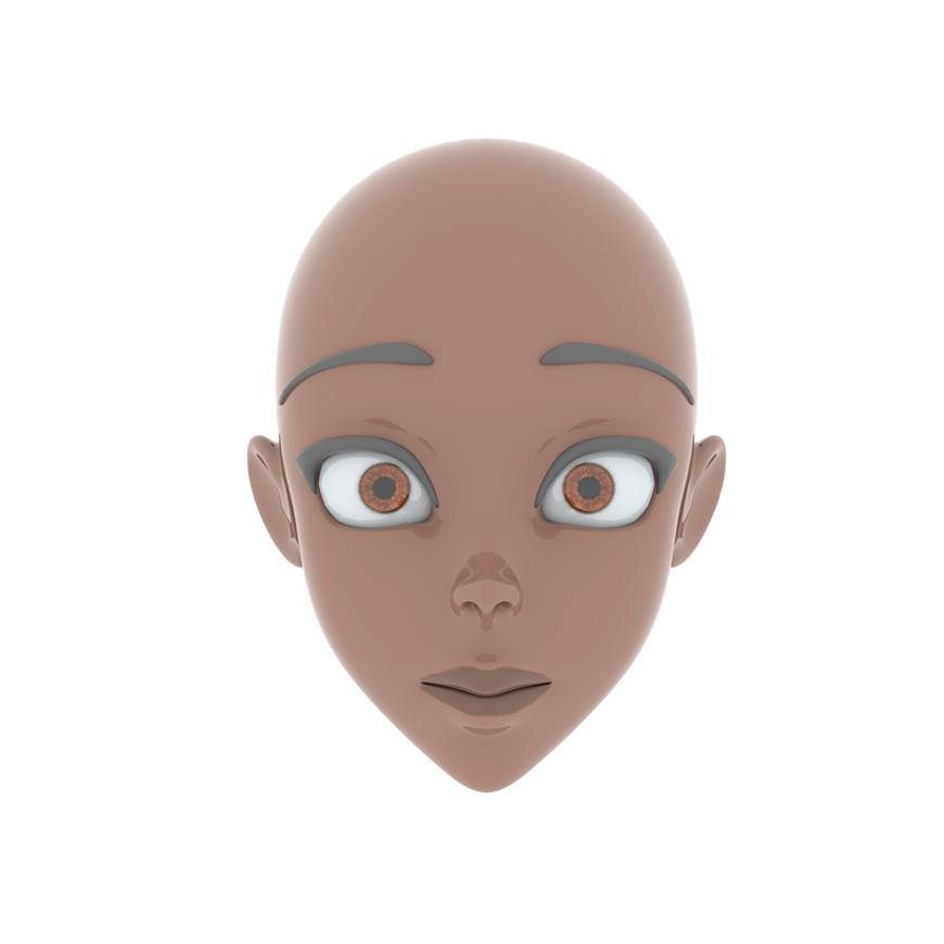 Facial_Animation_Girl01